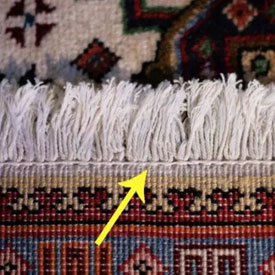 Carpet Fringing